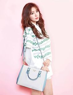 Yoon Eun Hye Създадени Чанти за Саманта Thavasa продават в Корея | Playground A Koala е