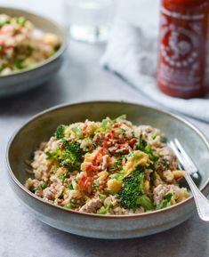 Thai Pork Fried Rice - Once Upon a Chef