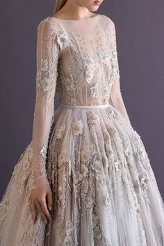 PAOLO SEBASTIAN AUTUMN WINTER 2014.... ok, i dont even like ballgown styles but this is amazing!