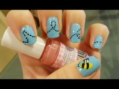 go check out bubzbeauty on youtube for awesome nail ideas! and more!