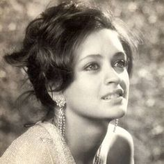 Nafisa Ali at 19 yrs - thank God for cinema. by nafisaalisodhi