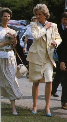 Le 31 Mai 1987 ,Cartier Polo Windsor _ Suite