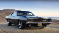 "Check Mike Musto's 1968 Dodge Charger in ""The House of Muscle"""