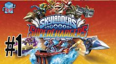 Skylanders SuperChargers Chapter 1 Smash Hit