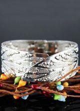 Silver Adjustable Cuff Bracelet $8.68