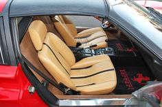 1979 Ferrari 308 GTS Serial Number 27705 - Interior from right