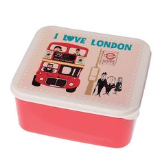 London Lunchbox  http://www.museumoflondonshop.co.uk/store/product/30570/%22i-love-London%22-Lunchbox/