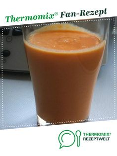Ein Thermomix ® Rezept aus der Kategorie Getränke … Carrot drink from Scullyxx. A Thermomix ® recipe from the Drinks category www.de, the Thermomix® Community. Weight Watchers Desserts, Nutritious Smoothies, Fruit Smoothies, Lassi Recipes, Smoothie Recipes, Smoothie Bowl Vegan, Smoothie Detox, Frozen Banana, Frozen Fruit