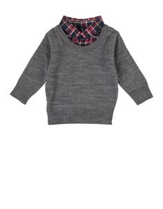 Two-In-One Pullover - Woolworths Pullover, Detail, Sweaters, Clothes, Fashion, Outfits, Moda, Clothing, Fashion Styles
