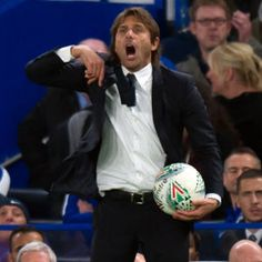 Conte pleased with youngsters - SuperSport - Football
