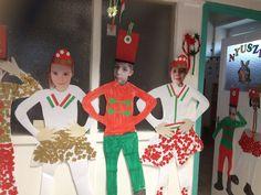 Elf On The Shelf, Ronald Mcdonald, Holiday Decor, Fictional Characters, Home Decor, Art, Art Background, Decoration Home, Room Decor
