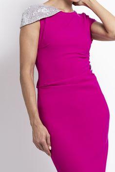 Caroline Kilkenny, One Shoulder, Shoulder Dress, Fall Winter, Autumn, Bodycon Dress, Dresses, Fashion, Vestidos