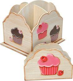 kit de cozinha cupcake - Pesquisa Google