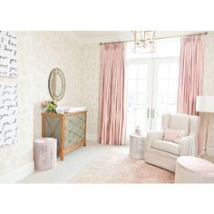 Studio bedding a perfect chic and modern nursery crib and bedding