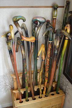 Full Length image of my sticks.