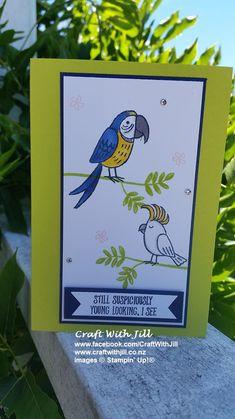 Stampin' Up! - Bird Banter