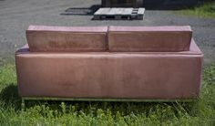 Concrete Sofa: un divano in cemento