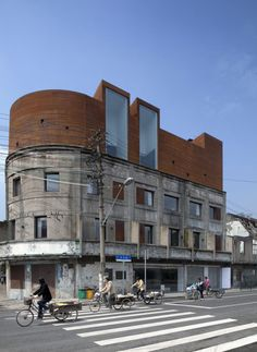 The Waterhouse in Shanghai - Neri & Hu - Architecture at Stylepark
