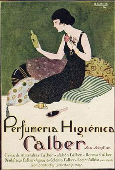 ADORED VINTAGE: 10 Vintage Beauty Advertisements from the 1920s, 1930s, and 1940s