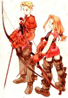 Archer (Tactics) - The Final Fantasy Wiki - 10 years of having more Final Fantasy information than Cid could research!