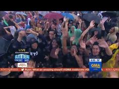 Demi Lovato & Cheat Codes - No Promises (Live on Good Morning America) - August 18 - YouTube