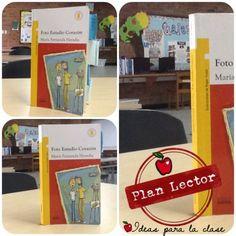 """""""Foto Estudio Corazón"""" de María Fernanda Heredia. Reseño el comentario de un blog estudiantil, porque quiero ejemplificar cómo este libro ..."""