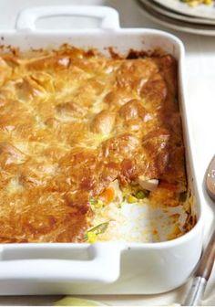 Ina Garten Pot Pie ina garten's chicken pot pie recipe, and i used the martha stewart