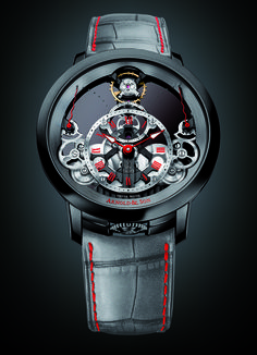 Arnold & Son Time Pyramid Only Watch 2017