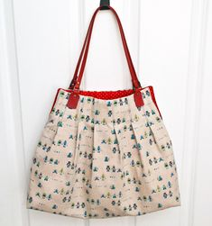 Free Bag Purse Pattern ~ DIY Tutorial Ideas!