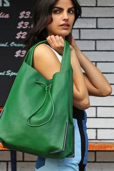 Street Peeper Phil Oh shoots for #saks #fashion #handbags