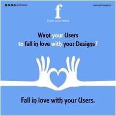 #Users want to #Talk about Your #Brand, Give them a Reason to..!!  #Connect #Engage #Empower #Finesse #FosterYourBrand #Branding #Chandigarh #India