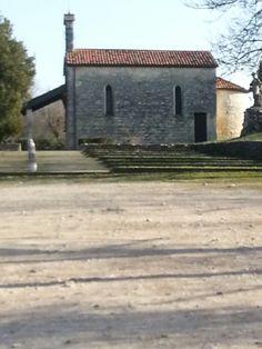 Romeo and Giulietta Castle Church