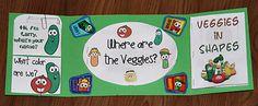 FREE Veggie Tales Lopbook