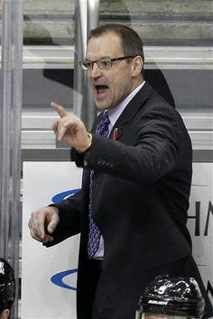 Dan Bylsma - Your 2014 Olympic team Coach!