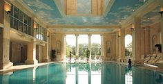 Hotel Chewton Glen. Hampshire.