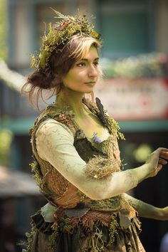 "compost-pile: "" some photos as me as Dryad! sorry for the long post. i couldn't help but compile a big list of favorites."