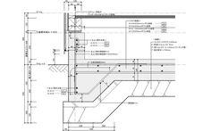 基礎配筋の検討 津の家の基礎配筋を検討中です。 基礎配筋は設計時にアンカーボルトやホールダウン金物との取り合いをきちんと考えておくことで、、必...