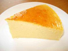 ふんわり♡スフレチーズケーキ♪の画像
