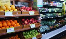 Best organic market in Bne