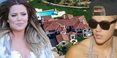 Searchlight Nigeria: Justin Bieber Sells His Calabasas Home To Khloe Kardashian For $7.2m