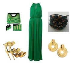 """""""Untitled #14"""" by adriana-elena-pusco on Polyvore featuring Mia Limited Edition, NOVICA and Josie Natori"""