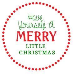 printable christmas pictures  | Free Printable Christmas Tags