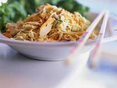Chicken Pad Thai #Chicken #Pad #Thai #ThaiFood