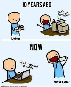 the changing face of email acceptance