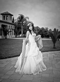 photo idea for quinceanera