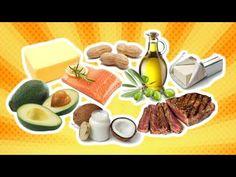 Dieta Keto: ¿Qué comer para entrar en una Cetosis Saludable? | Live de Tengo Un Plan!® - YouTube Keto, Diet Recipes, Health Fitness, Cheese, Youtube, Food, Belleza Natural, Bon Appetit, Ketogenic Diet
