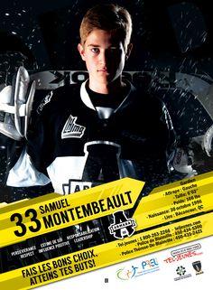 Samuel Montembeault #33