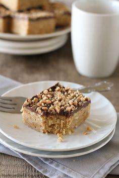 Skor Squares - no-bake, only 4 ingredients  | www.tasteandtellblog.com @Deborah Harroun {Taste and Tell}