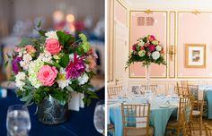Pennsylvania Real Wedding on WellWed.com | Photography: Asya Photograhy | Floral Design: Petals Lane
