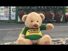 Kerry Teddy hit by Dublin cabbages Cabbages, Football Team, Dublin, Irish, Merry, Teddy Bear, Youtube, Ireland, Football Equipment